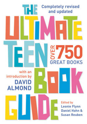 Cover for The Ultimate Teen Book Guide by Daniel Hahn