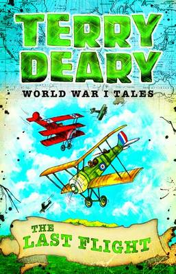 The Last Flight by Terry Deary