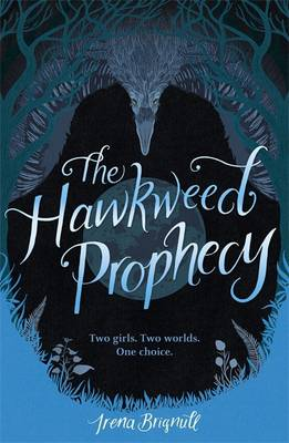 Cover for The Hawkweed Prophecy by Irena Brignull