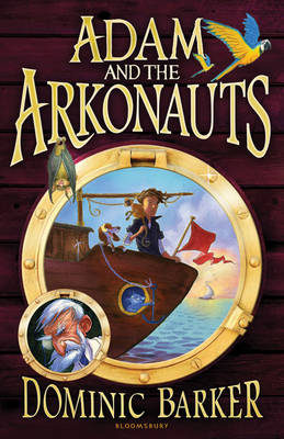 Cover for Adam and the Arkonauts by Dominic Barker