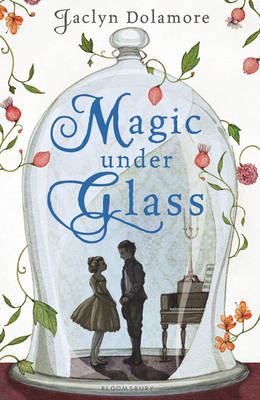 Cover for Magic Under Glass by Jaclyn Dolamore