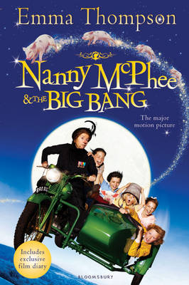 Nanny McPhee and the Big Bang by Emma Thompson