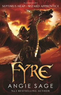 Fyre: Septimus Heap by Angie Sage