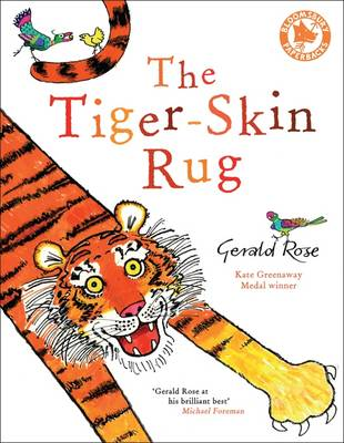The Tiger-Skin Rug by Gerald Rose