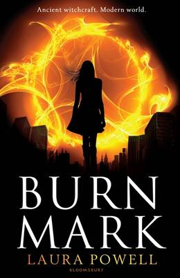 Cover for Burn Mark by Laura Powell