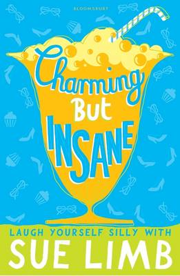 Cover for Girl, 15, Charming but Insane by Sue Limb