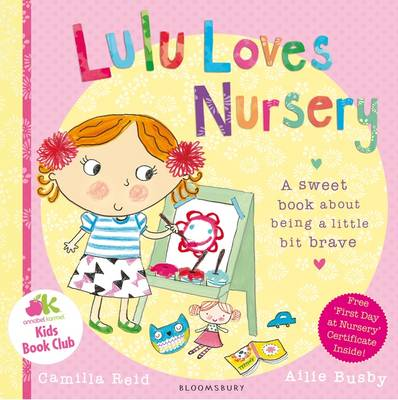 Lulu Loves Nursery by Camilla Reid
