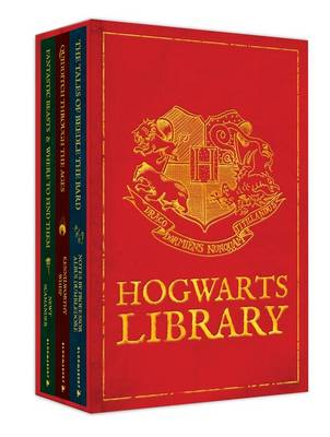 Cover for The Hogwarts Library Boxed Set by J.K. Rowling