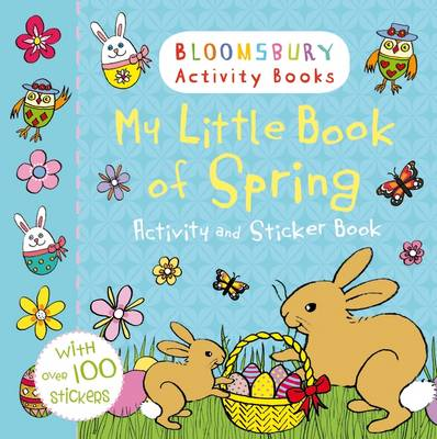 My Little Book of Spring by