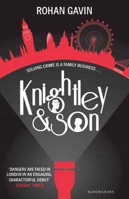 Cover for Knightley and Son by Rohan Gavin