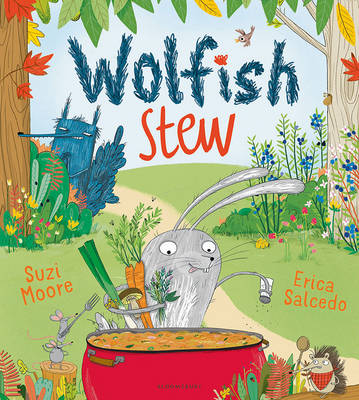 Wolfish Stew by Suzi Moore