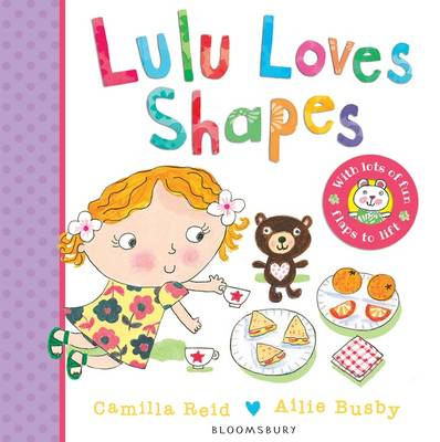 Lulu Loves Shapes by Camilla Reid