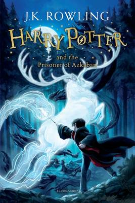 Cover for Harry Potter and the Prisoner of Azkaban by J.K. Rowling