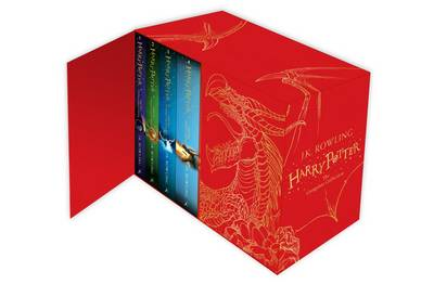 Harry Potter Hardback Boxed Set by J.K. Rowling