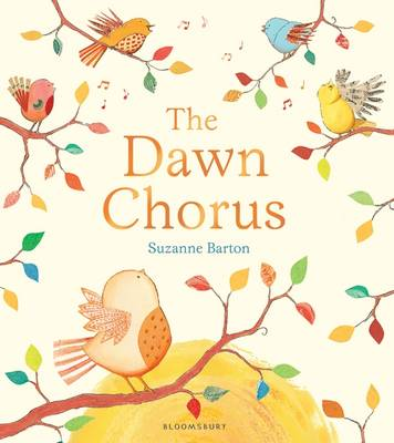 Cover for The Dawn Chorus by Suzanne Barton
