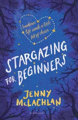 Cover for Stargazing for Beginners by Jenny McLachlan
