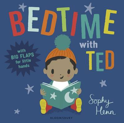 Cover for Bedtime with Ted by Sophy Henn