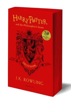 Harry Potter and the Philosopher's Stone - Gryffindor Edition by J. K. Rowling