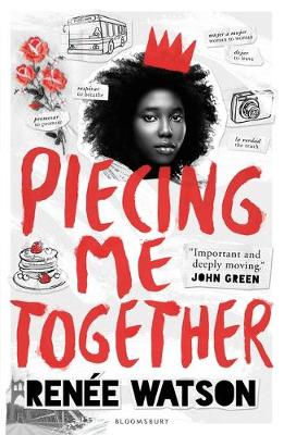 Cover for Piecing Me Together by Renee Watson
