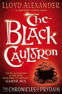 The Black Cauldron by Lloyd Alexander