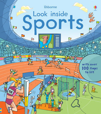 Look Inside : Sports by Rob Lloyd Jones