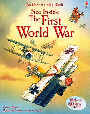 See Inside First World War by Rob Lloyd Jones