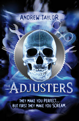 The Adjusters by Andrew Taylor
