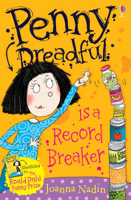Penny Dreadful is a Record Breaker by Joanna Nadin