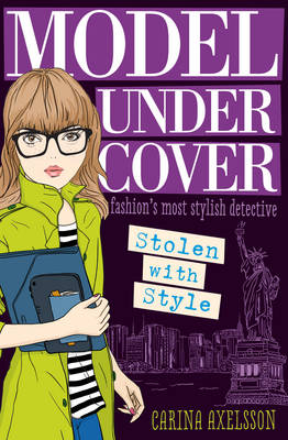 Model Under Cover Stolen with Style by Carina Axelsson