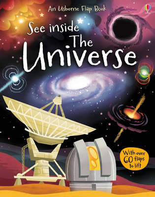 Cover for See Inside the Universe by Alex Frith