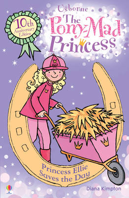 Princess Ellie Saves The Day by Diana Kimpton