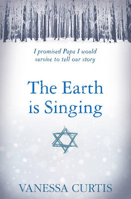 Cover for The Earth is Singing by Vanessa Curtis