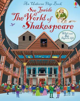 Cover for See Inside the World of Shakespeare by Rob Lloyd Jones