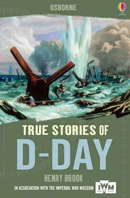 Cover for D-Day by Henry Brook