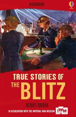Cover for The Blitz by Henry Brook