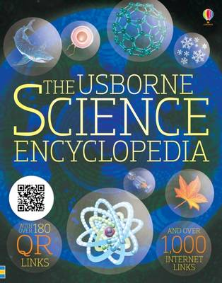 Cover for Science Encyclopedia by Kirsteen Robson