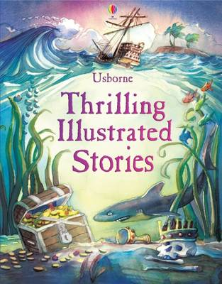 Thrilling Illustrated Stories by