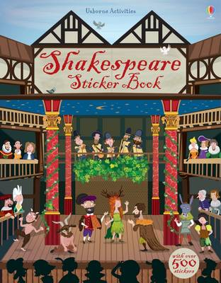 Shakespeare Sticker Book by Rob Lloyd Jones