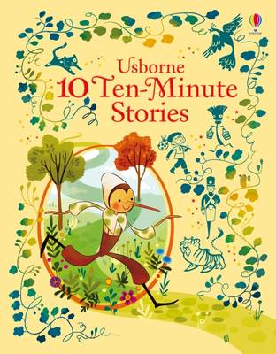 10 Ten-Minute Stories by Various Authors