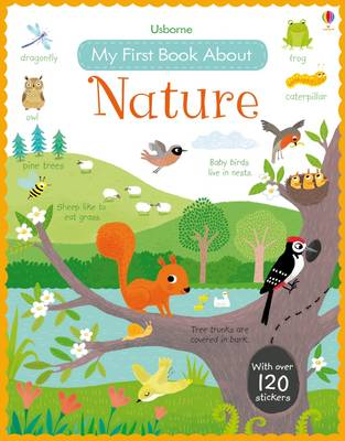 My First Book About Nature by Felicity Brooks