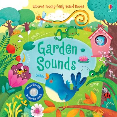 Cover for Garden Sounds by Sam Taplin