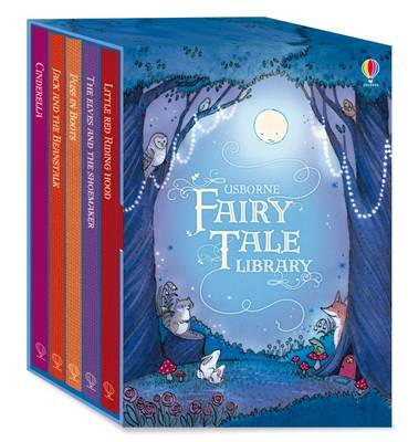 Fairy Tale Library by Mary Sebag-montefiore