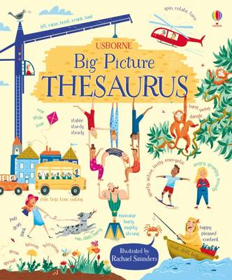 Big Picture Thesaurus by Rosie Hore