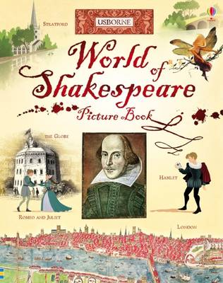 World of Shakespeare Picture Book by Rosie Dickins