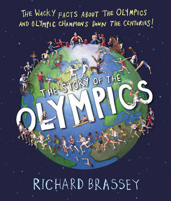 The Story of the Olympics by Richard Brassey