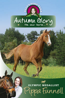 Tilly's Pony Tails 12 : Autumn Glory The New Horse by Pippa Funnell