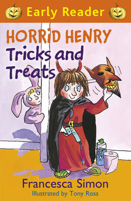Horrid Henry Tricks and Treats by Francesca Simon