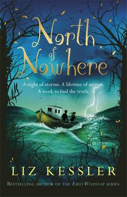 Cover for North of Nowhere by Liz Kessler