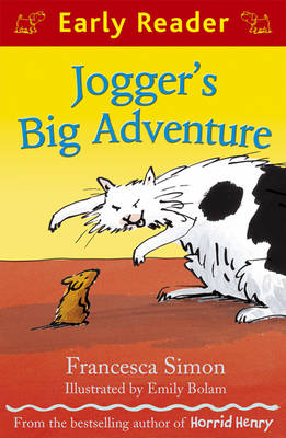 Jogger's Big Adventure (Early Reader) by Francesca Simon