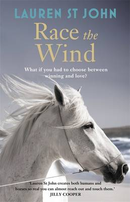Race the Wind by Lauren St.John